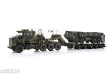 Oshkosh HET M1070 & Hemtt M985 Military Truck - 1/50 - TWH