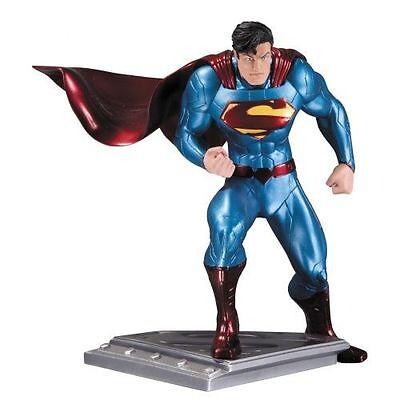 SUPERMAN Uomo D/'Acciaio Statua da Shane Davis DC Collectibles-UK Venditore