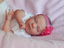 Sweet Reborn Baby Girl*Realborn Joseph Now Sadie*Alicia's Angels*Art Doll*