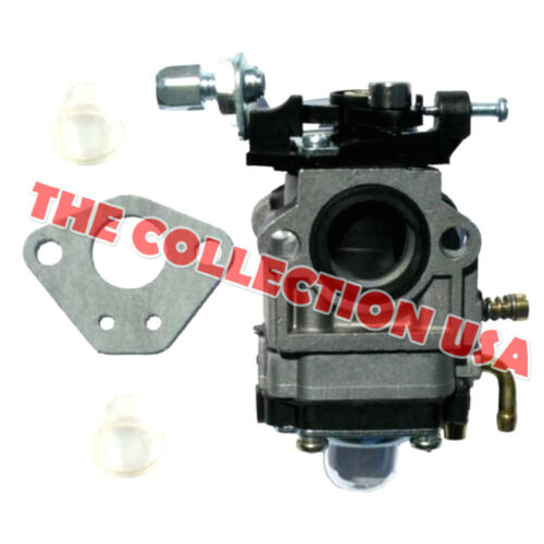 CARBURETOR WITH GASKET REPLACES WALBRO WYK-192 ECHO PB-755 PB-755H PB-755T
