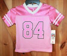 873f146c4 Antonio Brown ~ Pittsburgh Steelers ~ Pink Football Jersey ~ Girls 2T 3T