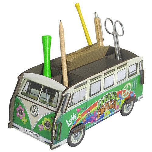 Scrivania in ordine t2 Samba Hippie-ac999210c box a matita