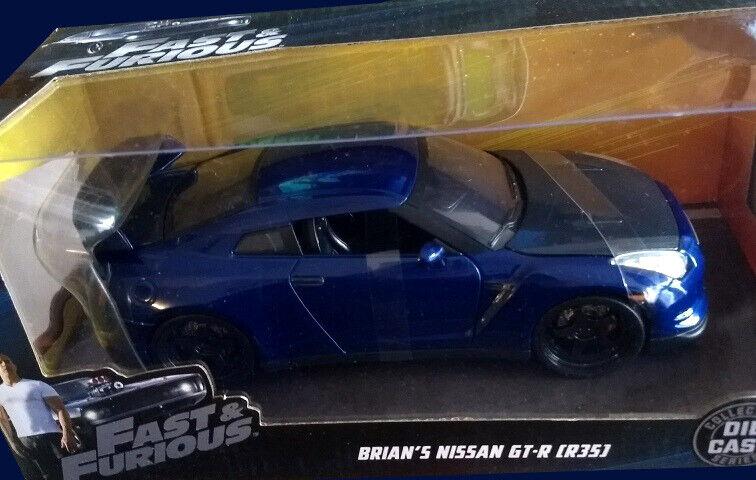 Nyssan GT-R (R35) - Fast & Furious Rapido Y bissl FURIOSO Nº 10 la Nacion Argentina