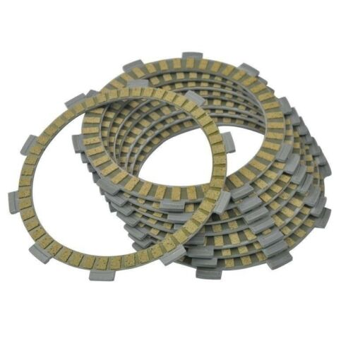 Clutch Friction Plates Kit For Honda ATV Fourtrax 4X4 Foreman Rancher ES 300 350