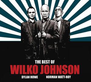 Wilko-Johnson-The-Best-of-Wilko-Johnson-CD-2-discs-2019-NEW