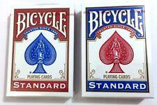 4 Decks BICYCLE Poker Playing Cards Original  808 standard