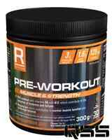 Reflex Nutrition Pre-workout 300g Muscle & Strenght With Vitamins B6 & B12