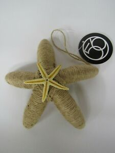 Dept 56 Gone To The Beach Starfish Ornament 6001935 MWT Nautical