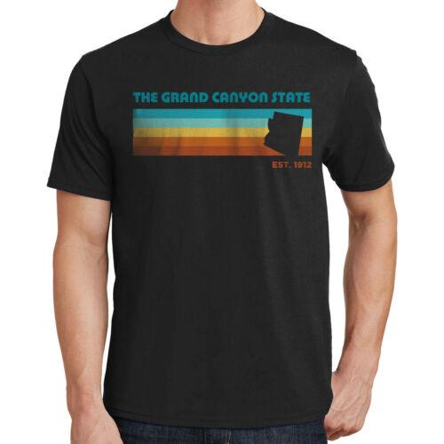 Grand Canyon State T-Shirt Arizona 2685
