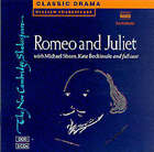 Romeo and Juliet 3 Audio CD Set: Performed by Michael Sheen & Cast by William Shakespeare, Naxos AudioBooks (CD-Audio, 1997)