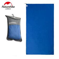 1pcs Blue Microfiber Quick Drying Towel Travel Swiming Sport Bath Shower 80*40cm