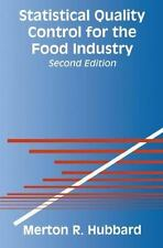 Statistical Quality Control for the Food Industry by Merton Hubbard (2013,...