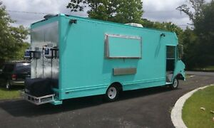 Food Trucks For Sale Near Me >> Food Truck For Sale Builder Company New Used Trucks Ebay