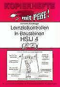 1 von 1 - Lernzielkontrollen HSU 4. Jahrgangsstufe von Kelnberger, Marianne