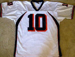 buy popular 970d8 709fa Details about UTEP MINERS YOUTH NCAA FOOTBALL JERSEY #10 NEW! OT SPORTS  TEXAS EL PASO SMALL