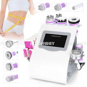 9IN1-RF-Ultrasonic-Cavitation-Vacuum-Bio-Microcurrent-Cold-Hammer-Slim-Machine