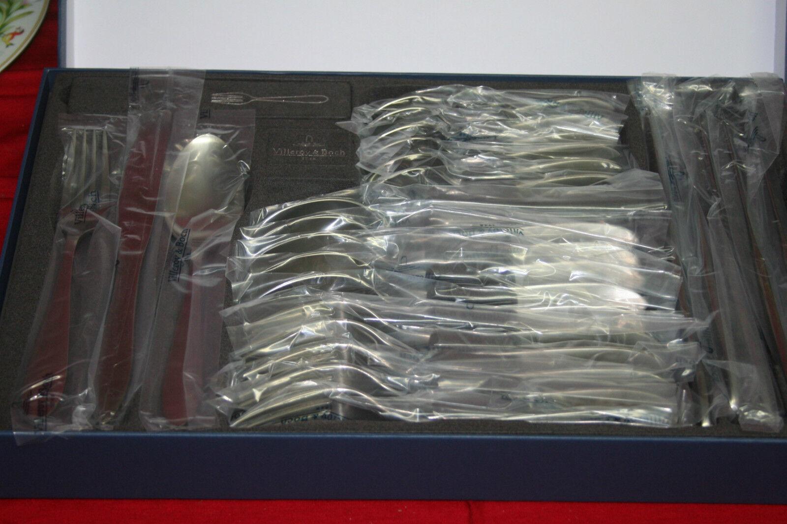 scegli il tuo preferito Villeroy & Boch Arthur spazzolato spazzolato spazzolato 24tlg. POSATE  ordina ora i prezzi più bassi