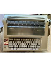 Smith Corona Na1hh Vintage Memory Correct Electric Typewriterword Processor