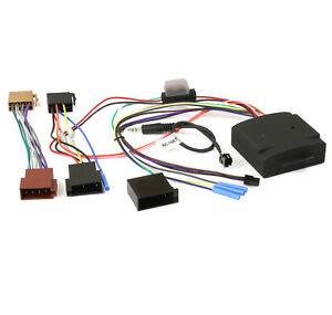 Lenkradfernbedienung-Adapter-Canbus-fuer-Mercedes-C-CLK-Vito-Viano-Pioneer-Radio