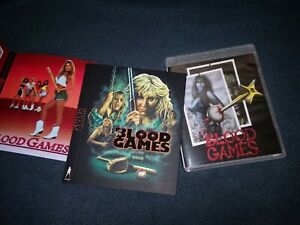 Juegos-De-Sangre-Nuevo-Blu-Ray-Edicion-Limitada-Slipcover-vinagre-sindrome-de-horror