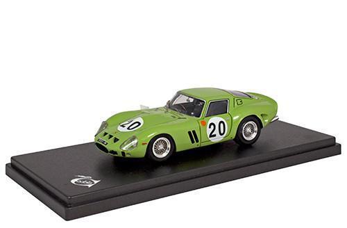 Ti ricordi 1/43 1962 FERRARI 250 GTO  20 LE MANS  cofano fisso