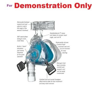 Philips-Respironics-Comfort-Gel-Nasal-Parts-Cushion-HeadGear-Elbow-amp-More