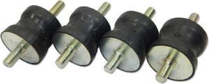 Multiquip Shock mount 4 Pack  MVC-64H/Ew, MVC80VH/VHW, MVC82VH/VHW 939010254