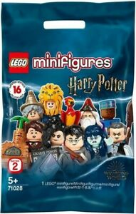 Lego Minifigure Harry Potter Series 2 71028 You-Pick Factory Sealed New