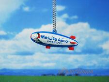 Peanuts Snoopy Metlife Alico Blimp ZEPPELIN Airship Model Figure K1219