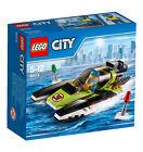 60114 LEGO City Motorboot-mod. Von Wettbewerb