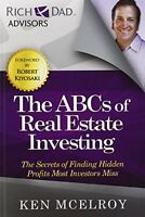 The Abcs Of Real Estate Investing: The Secrets Of Finding Hidden Profits Most In on sale