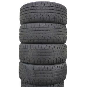 4-Pieces-265-40-r20-Pirelli-Sottozero-Hiver-240-Serie-II-Pneus-Hiver-104-V