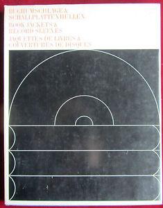 Buchumschlaege-amp-Schallplattenhuellen-Book-jackets-amp-record-sleeves
