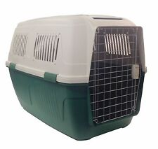 """Extra Large Dog Kennel Portable Safe Travel Crate Carrier NEW 36.5"""" x 25"""" x 13"""""""