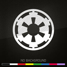 Rebebel Alliance GALACTIC EMPIRE Decal Sticker | STAR WARS | Choose Size + Color