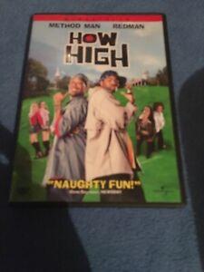 Dvd-How-High