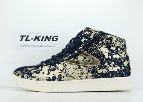 Platino sneaker casual Nylite Du Tretorn Denim 90 Hi Msrp Klassieke qfpxZg