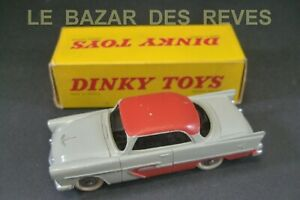 DINKY TOYS FRANCE. PLYMOUTH BELVEDERE. REF: 24 D. + Boite. (lot3)