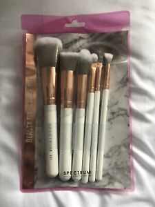 spectrum marbleous 6 piece brush set sc076 brand new rrp £