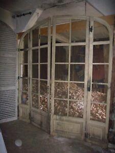 Fabulous Glastüren balkon Fenster doors Türe Windfangtüre Raumteiler JY09