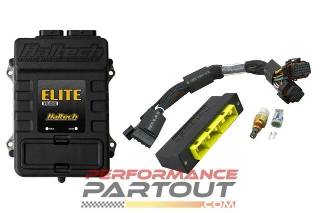 Haltech Elite 1500 Ecu Ems With Pnp Adaptor Harness For