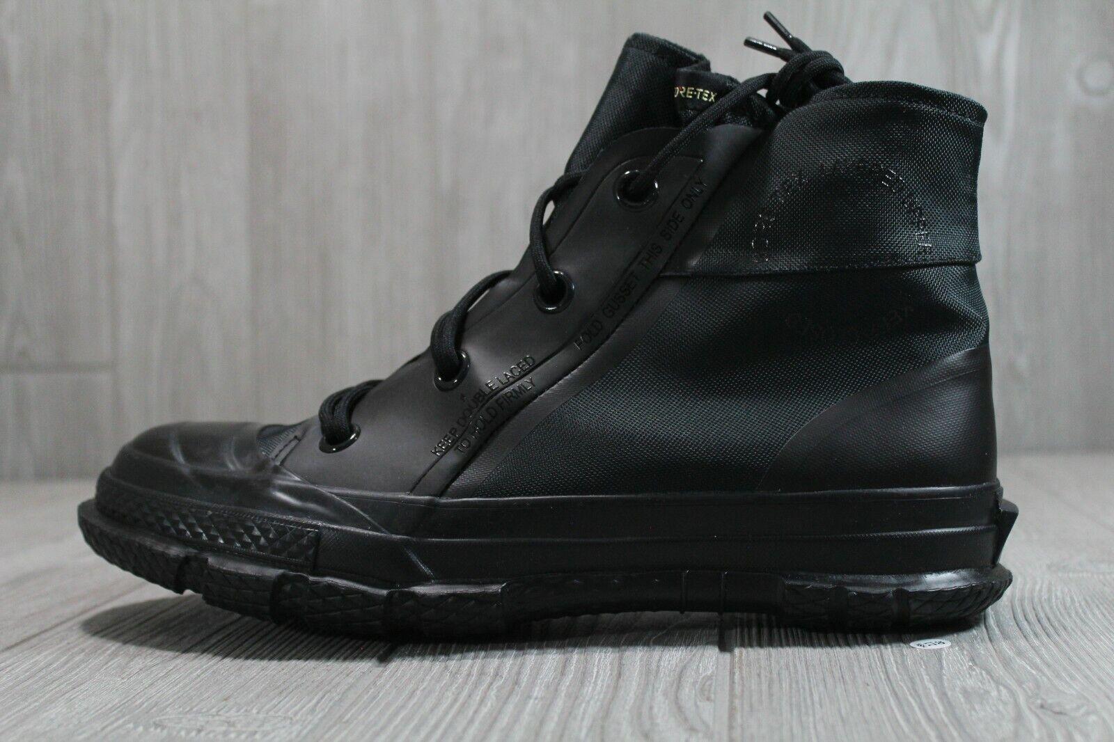 Converse Chuck Taylor MC18 Hi High Top Gore-Tex 163179C de color caqui Tamaño 3-12
