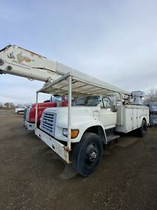 1997 Ford F 800