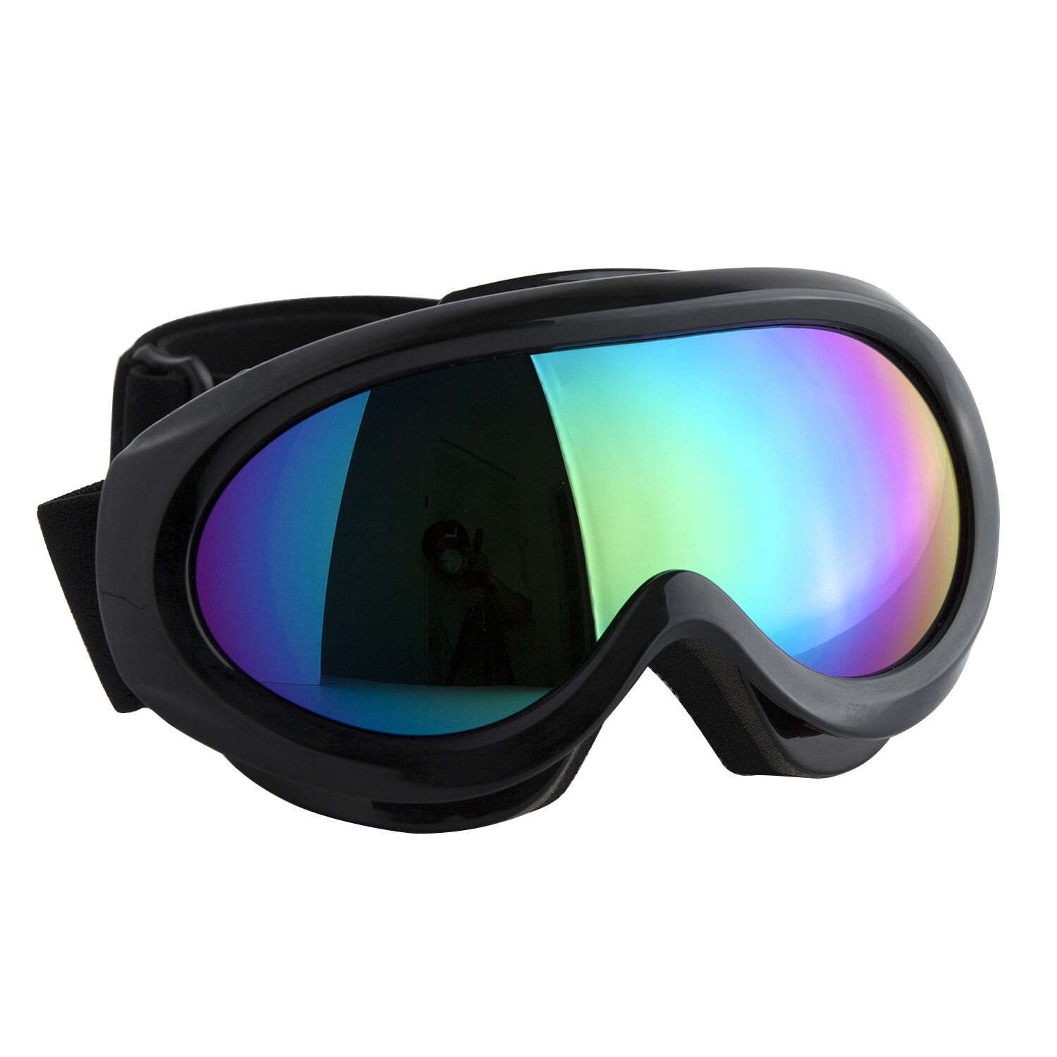 Kids Ski Goggles PC & CA  Anti-fog Double Lens Snow Goggles TPU Frame Snowboard  all products get up to 34% off