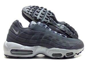 Nike Air Max 95 Dark Grey Wolf Grey Men Shoes 609048 088