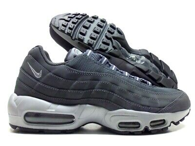 official photos 96d97 52d75 NIKE AIR MAX  95 DARK GREY WOLF GREY-BLACK SIZE MEN S 9