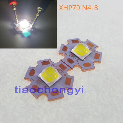 Cree XLamp XHP70 6V White 5000K LED Emitter 4022lm@32W LED on 20mm Star