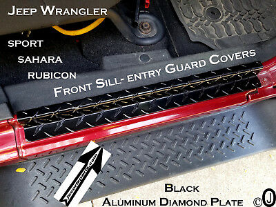 Black Carbon Fiber Retractable Antenna Jeep Wrangler Unlimited Sahara  07-18