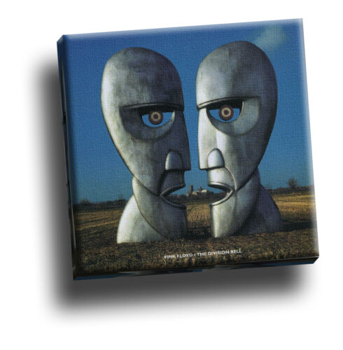 Division Bell Giclee Canvas Album Cover Picture Art Pink Floyd