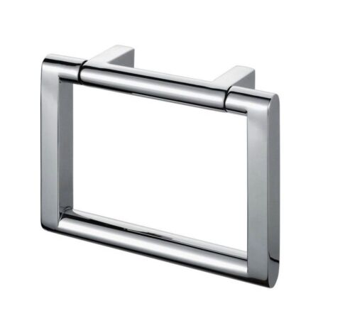Haceka Viero Handtuchring Handtuchhalter Edelstahl Verchromt Steel Towel Ring